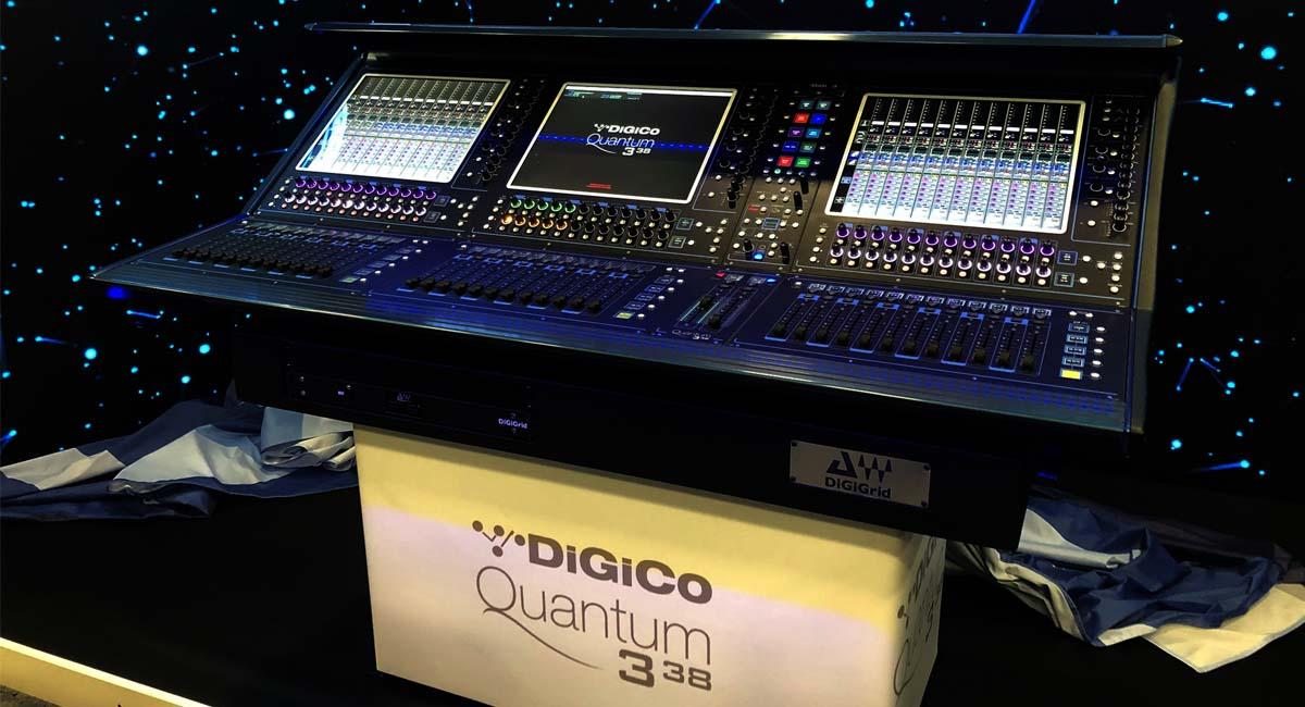 DiGiCo Quantum338 0