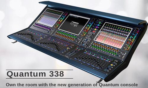 DiGiCo Quantum 338