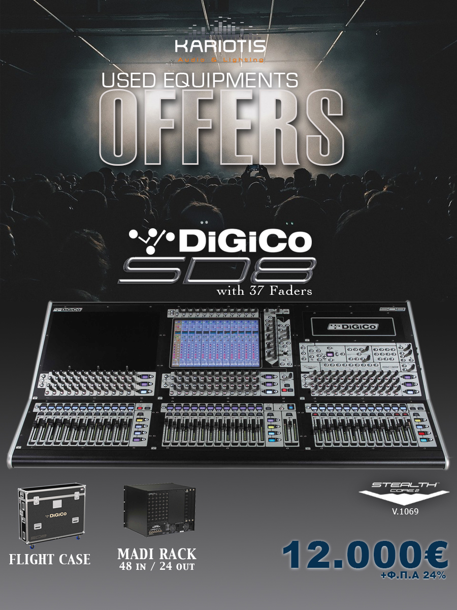 used digico